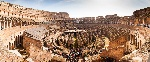Panorámica-del-interior-del-Coliseo-Romano-Coliseo-y-Foro-de-Roma-by-machbel2