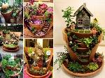 Fairy-Gardens-in-Broken-Pots-550x413