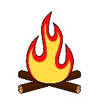 bonfire-drawing-white-background-39518363