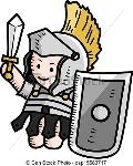 guerrero-romano-clip-art-vectorial_csp15583717