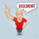 78261755-ilustración-de-dibujos-animados-de-una-mujer-joven-en-blusa-roja-dando-un-pulgar-arriba-descuento