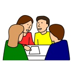 5fbb6ef04c80b426f4f655ece7c5266f_students-group-work-clipart-cliparts-of-students-group-work-free-_300-300