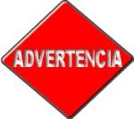Advertência