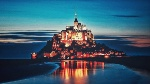 Mont-Saint-Michel-Night-Gallery
