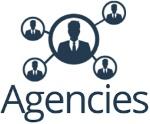 agências