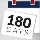180 dias