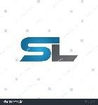 stock-vector-sl-company-linked-letter-logo-blue-330452468