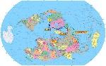 carte-du-monde-chine