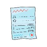 prescription-pad-medical-prescription-cartoon-illustration-vector-style-rx-form-78942887