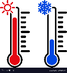 the-thermometer-icon-high-and-low-temperature-vector-5468948