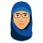 visage-du-moyen-orient-minimaliste-de-femme-d-isolement-88783735