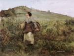 780 Jules Bastien Lepage - 5 En tiempo de cosecha