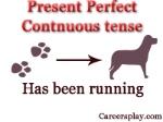 Present-perfect-continuous-