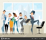 depositphotos_177473624-stock-illustration-boss-and-his-employees