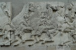Parthenon_frieze_north_XLII