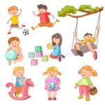 children-little-boys-girls-playing-outdoor-games-vector-flat-icons-set-young-girl-child-ball-pony-toy-abc-blocks-happy-93842259