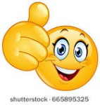stock-vector-female-emoticon-showing-thumb-up-665895325