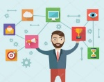 depositphotos_112734260-stock-illustration-businessman-presenting-customer-service