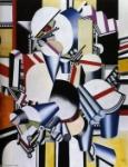 Fernand-Leger-Mechanical-compositions