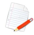 folha-de-papel-e-o-lápis-fundo-para-um-projeto-37345580