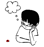 pensando-joaninha