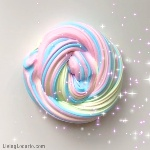 Rainbow-Unicorn-Slime-Recipe-Tutorial-Fluffy-Slime-Living-Locurto
