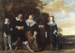 400px-Frans_Hals_-_Family_Group_in_a_Landscape_-_WGA11154