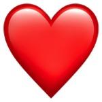 emoji-corazon-rojo-significado