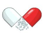 abra-o-ícone-do-comprimido-da-cápsula-estilo-dos-desenhos-animados-83209423