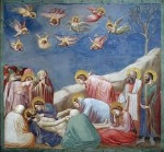 Scenes from the life of Christ Lamentation