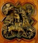 the sacrifice of isaac brunelleschi