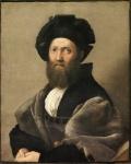 portrait of baldassare