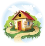 cottage-clipart-clipart-forest