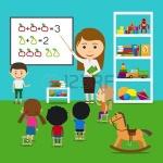 47662087-maestro-enseñar-a-los-niños-en-el-kinder-vector-preescolar-concepto-educativo