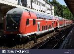DD PASSENGER TRAIN
