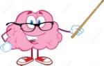 21020792-Sonre-r-Maestro-cerebro-personaje-de-dibujos-animados-que-sostiene-un-puntero-Foto-de-archivo
