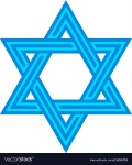 jewish-star-of-david-six-pointed-star-in-black-vector-15790059