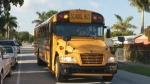 081514 eco-friendly school bus miami-dade