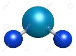 13097502-modèle-3d-de-la-molécule-d-eau
