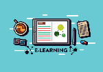 e-learning-vector