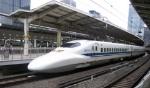Tren bala, tecnología en japon