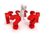white-d-man-surrounded-red-problem-question-marks-render-illustration-43148212