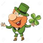 25956320-leprechaun-de-dibujos-animados-con-el-trébol-de-la-suerte-sobre-blanco