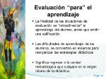 Evaluación+para+el+aprendizaje