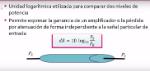 Atenuación (Fórmula)