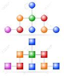 32300807-las-estructuras-jerárquicas-topografía-pirámide-triángulo-diagrama-diagrama-de-flujo-carta-de-estructura-org
