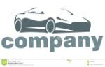 silueta-del-logotipo-de-la-compañía-de-automóviles-43722678