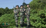 siti nurhaliza pakaian tentera askar wataniah1