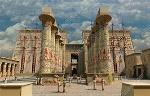 tempio di amon+