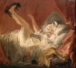 Jean-honore-Fragonard-Young-Woman-Playing-with-a-Dog-2-